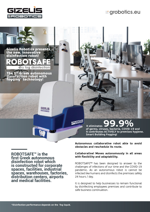 ROBOTSAFE FLYER COVER